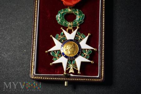Duże zdjęcie Order - Legia Honorowa - Krzyż Oficerski