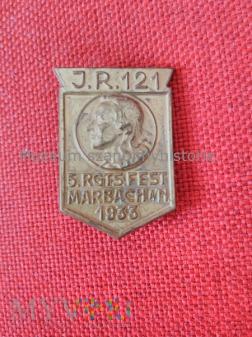 5 RGTS.FEST MARBACH A/N 1933