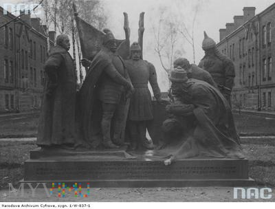 Pomnik króla Stefana Batorego