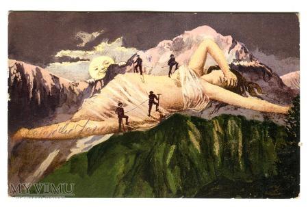 Duże zdjęcie Dziewica panowie zdobywają jej skarby Die Jungfrau