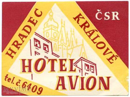 Czechosłowacja - Hradec Karlove - Hotel