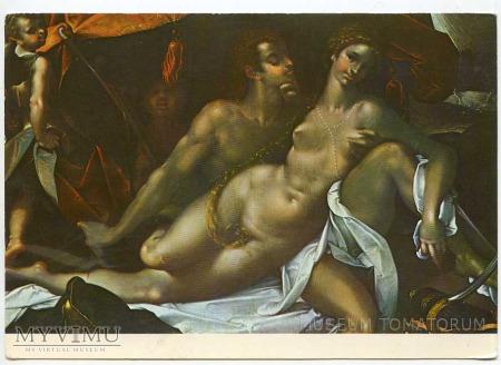 Bartholomeus Spranger - Venus i Adonis