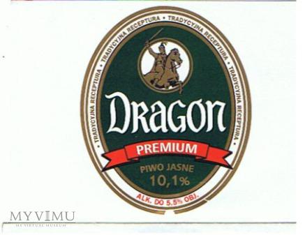 Duże zdjęcie dragon premium