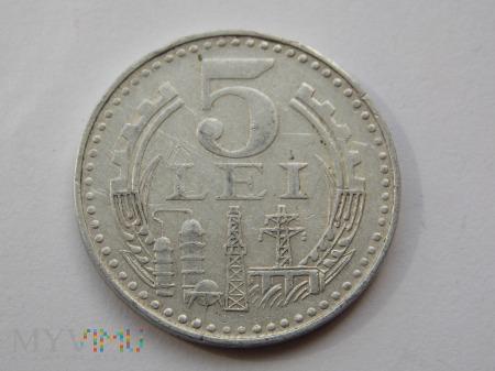 5 LEI 1978 -RUMUNIA