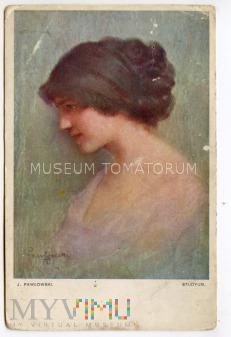 Pawłowski - Studyum - Kobieta - 1912