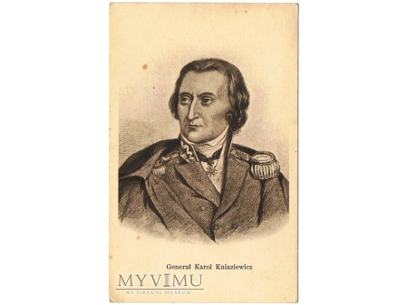 Generał Karol Kniaziewicz.