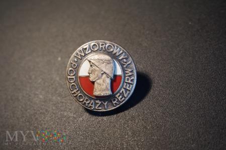Wzorowy Podchorąży Rezerwy ; 1982 r.