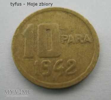 10 PARA - Turcja (1942)