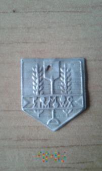Duże zdjęcie polska odznaka pomocy zimowej