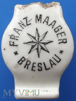 Franz Maager Breslau