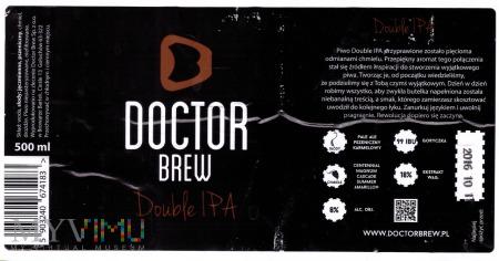 Doctor Brew, Double IPA