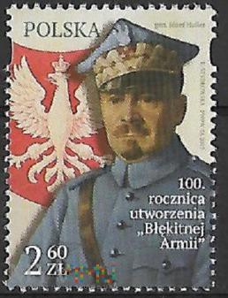 """100. rocznica utworzenia """"Błękitnej Armii"""""""