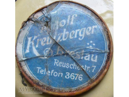Adolf Kreutzberger Breslau