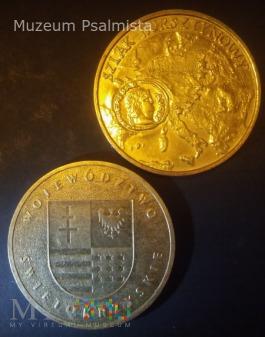 2 złote Szlak Bursztynowy, woj. świętokrzyskie