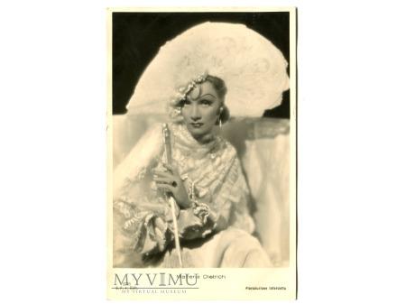 Marlene Dietrich Ballerini Fratini Postcard 2771