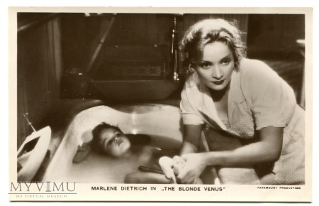 Marlene Dietrich Picturegoer nr B 136