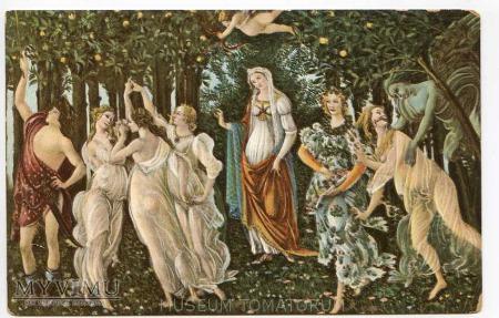 Sandro Botticelli - Wiosna