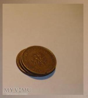5 ZŁ zbiór 3 monet rzadkie?