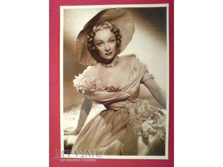 Marlene Dietrich kreacja do filmu TREMA ( 1950 )