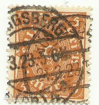 Konigsberg - 1923 r.