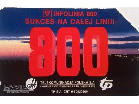 karta telefoniczna 218