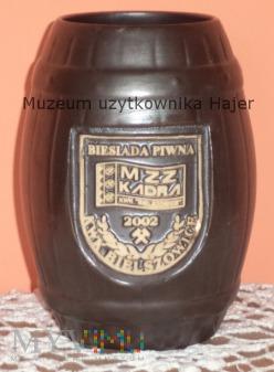 Kufel KWK Bielszowice Kadra Biesiada 2002 odmiana
