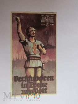 Plakietki na drzwi-WHW,Pomoc Zimowa