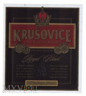 Krusovice, Royal Black