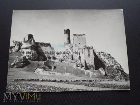 OLSZTYN k. Częstochowy Ruiny zamku z XIV wieku