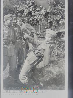 Donnerwetter Wilhelm , das warst du!
