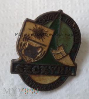 Szczyrk Sport Turystyka Wypoczynek - odznaka