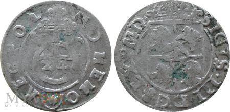 Półtorak 1616 Bydgoszcz - ekstremalnie rzadki