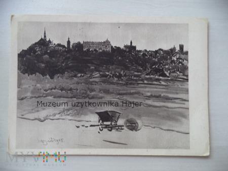 Wyczółkowski Leon - Sandomierz