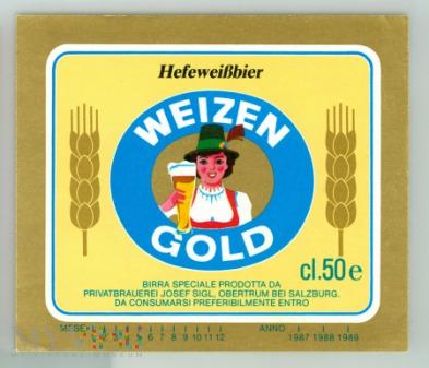 Josef Sigl, Weizen Gold