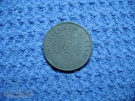 10 pfennig 1943