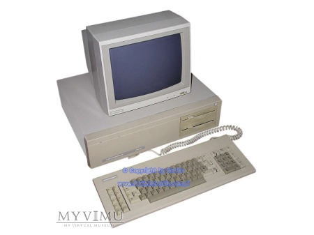 Commodore PC 10 II