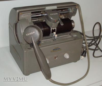 Dyktafon-Ediphone Mod.74000