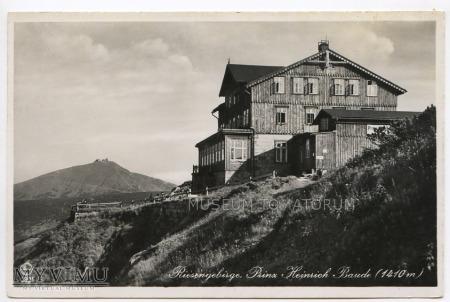 Karkonosze - Prinz Heinrich-Baude 1940