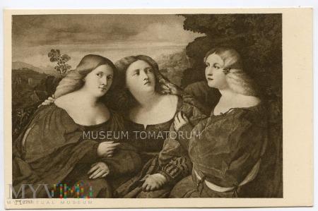 Rubens - Trzy siostry