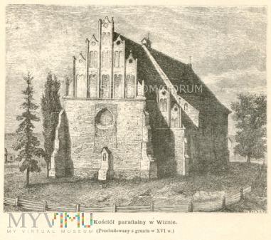 Wizna - Kościól św. Jana Chrzciciela
