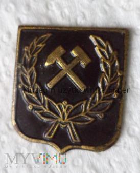 Znaczek górniczy Logo górnicze