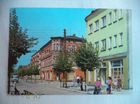 KRZYŻ Ulica Bolesława Bieruta