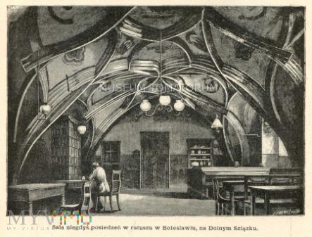 Bolesławiec- ratusz - sala posiedzeń