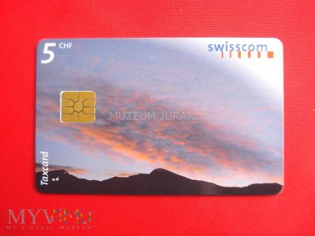 Karta ze Szwajcarii (1)