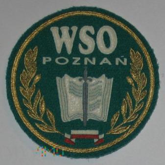 Wyższ Szkoła Oficerska. Poznań