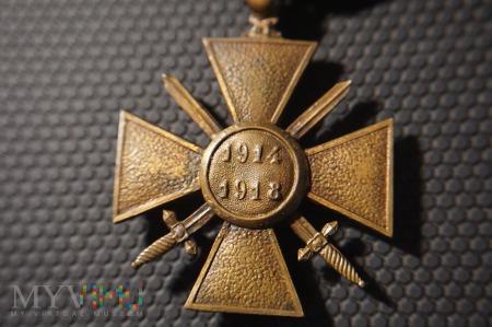 Francuski Krzyż Wojenny 1914-1918