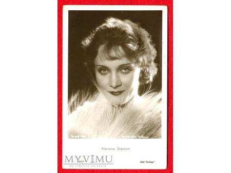 Marlene Dietrich IRIS AMAG Marlena nr 5827