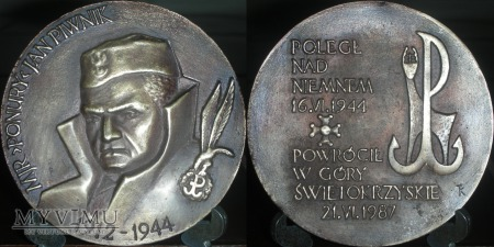 045. Ponury - Major Jan Piwnik. Wersja