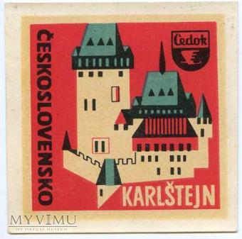 Czechosłowacja - Karlstejn