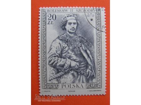 Bolesław II Szczodry (Śmiały)
